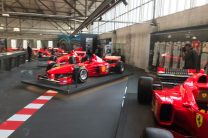 200-item personal Schumacher collection opens