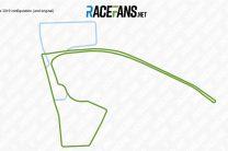 Revised possible Miami Grand Prix Formula 1 circuit