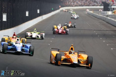 Fernando Alonso, IndyCar, McLaren Andretti, Indianapolis 500, 2017