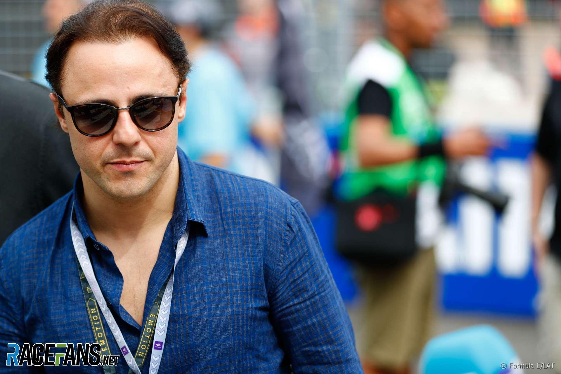 Felipe Massa, Formula E, 2018