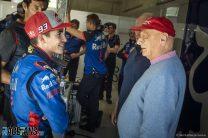 Marc Marquez, Niki Lauda, Red Bull Ring, 2018