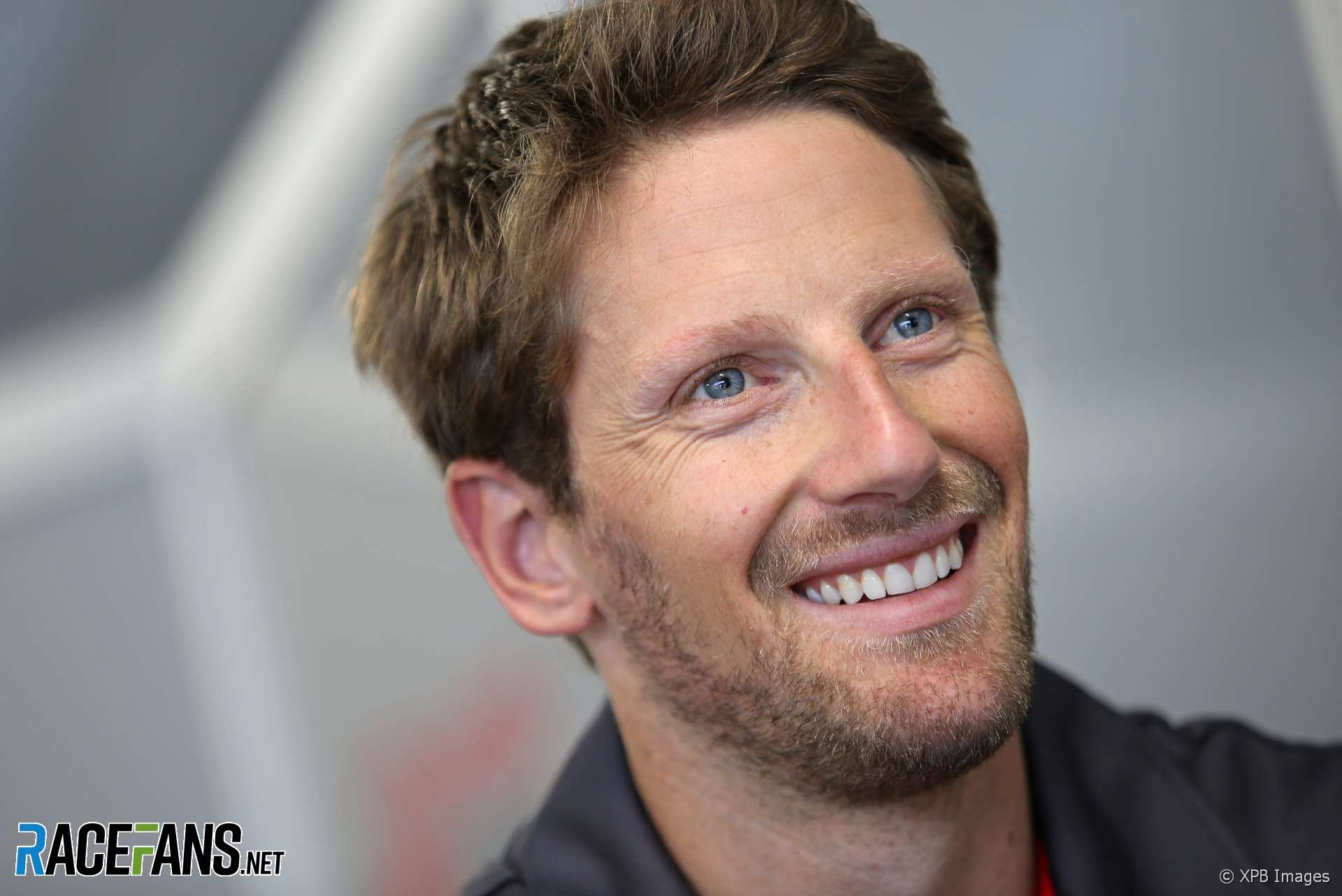 Romain Grosjean, Haas, Circuit Gilles Villeneuve, 2018