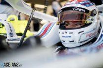Lance Stroll, Williams, Circuit Gilles Villeneuve, 2018