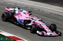 Nicholas Latifi, Force India, Circuit Gilles Villeneuve, 2018