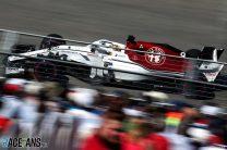Marcus Ericsson, Sauber, Circuit Gilles Villeneuve, 2018