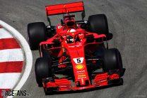 Sebastian Vettel, Ferrari, Circuit Gilles Villeneuve, 2018