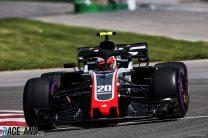 Kevin Magnussen, Haas, Circuit Gilles Villeneuve, 2018