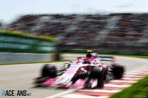 Esteban Ocon, Force India, Circuit Gilles Villeneuve, 2018