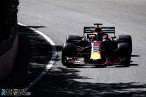 Daniel Ricciardo, Red Bull, Circuit Gilles Villeneuve, 2018