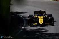 Nico Hulkenberg, Renault, Circuit Gilles Villeneuve, 2018