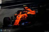Stoffel Vandoorne, McLaren, Circuit Gilles Villeneuve, 2018
