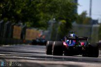Brendon Hartley, Toro Rosso, Circuit Gilles Villeneuve, 2018
