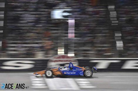 Scott Dixon, Ganassi, IndyCar, Texas Motor Speedway, 2018