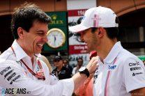 """Ocon was """"clever"""" to let Hamilton through in Monaco – Wolff"""