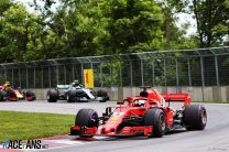 Vettel feared chequered flag error would cause track invasion