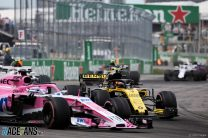 """Perez """"surprised"""" Sainz escaped penalty for turn one clash"""