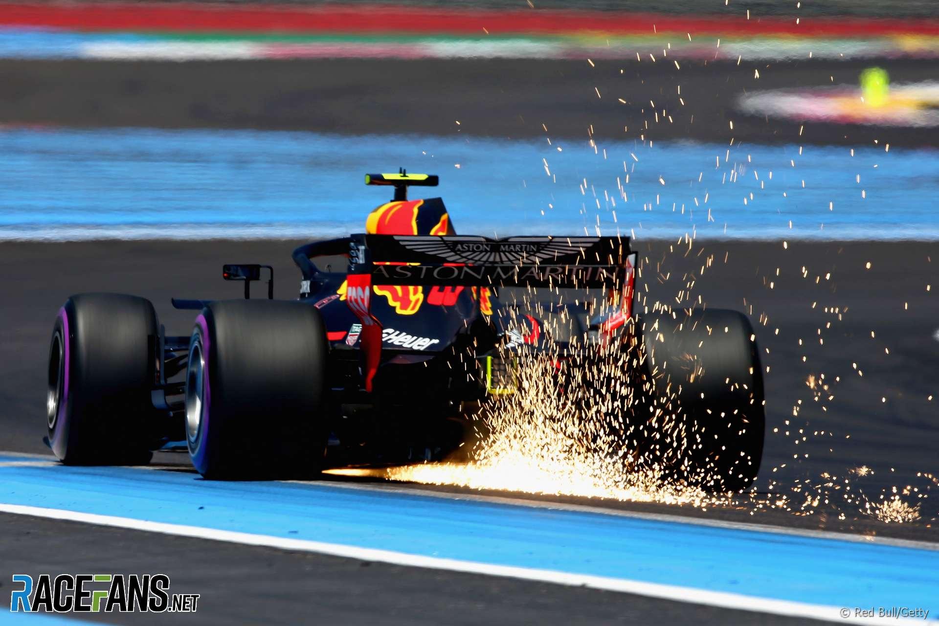 Max Verstappen, Red Bull, Paul Ricard, 2018