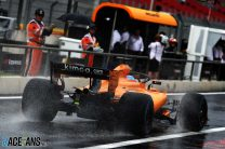 Alonso says he can 'feel very privileged' despite coming last