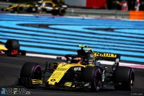 Renault fined post-race for Sainz pit lane speeding