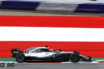 Mercedes assumed they would get second chance to pit Hamilton