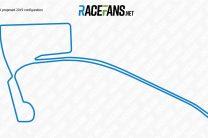 Original 2019 Miami Grand Prix F1 track proposal