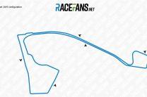 2019 Miami Grand Prix F1 track proposal