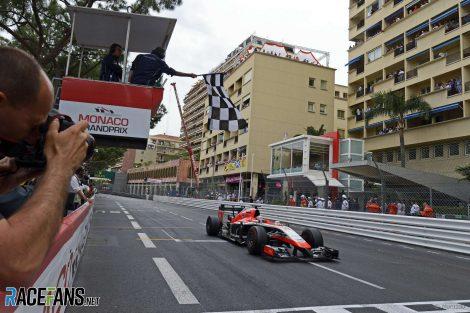 Jules Bianchi, Marussia, Monaco, 2014