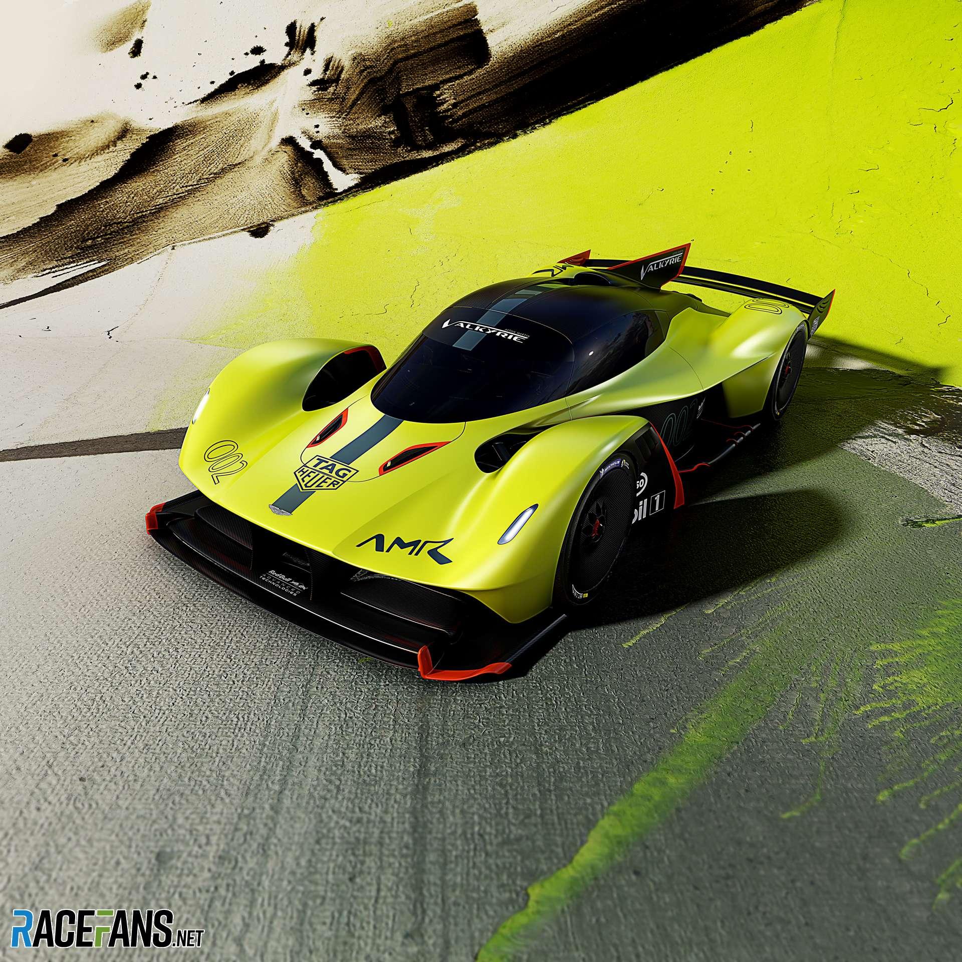 Aston Martin Valkyrie Amr Pro: Aston Martin Valkyrie AMR Pro · RaceFans