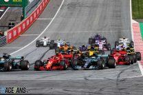2018 Austrian Grand Prix in pictures