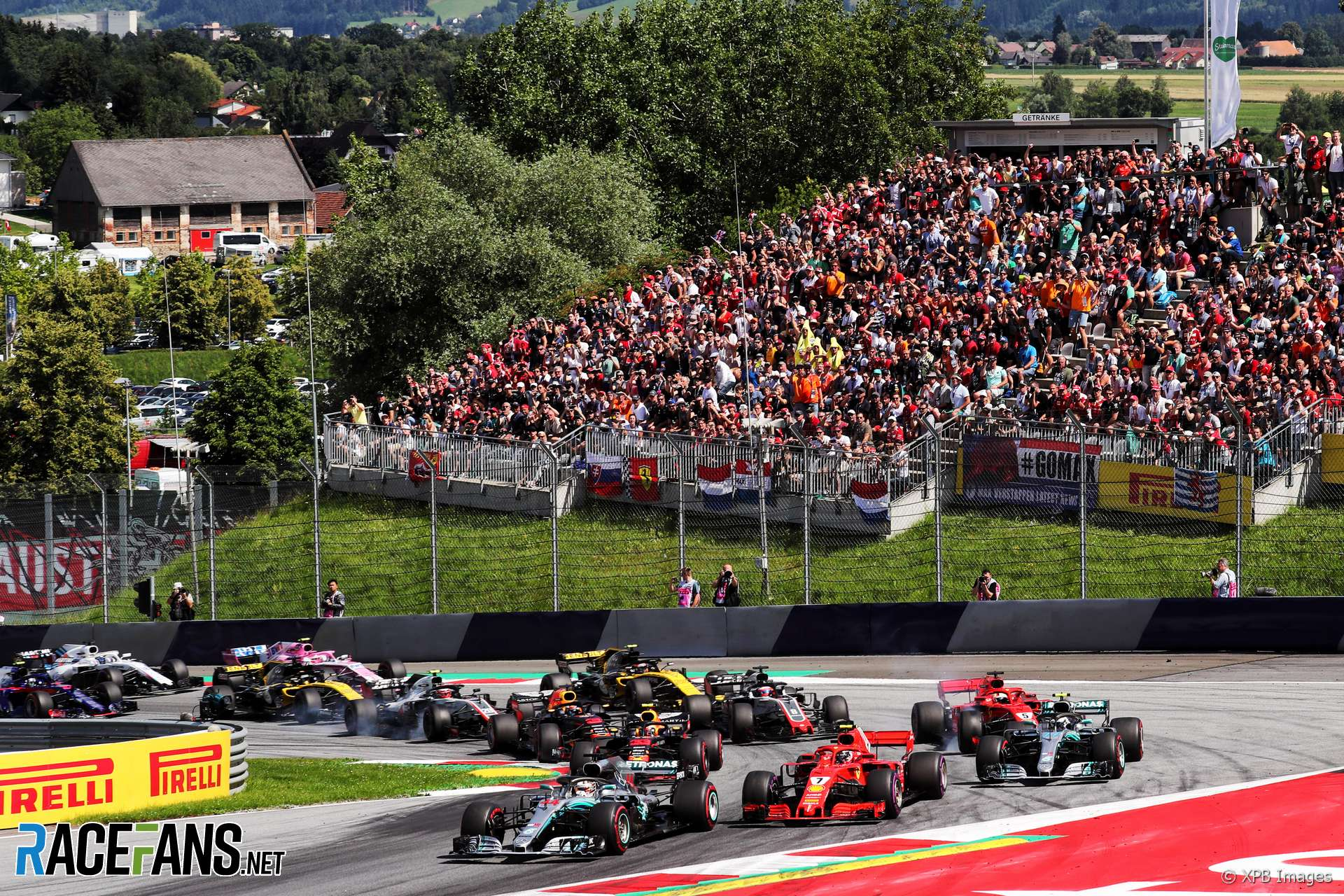 Will F1 thrill in Spielberg? Five Austrian GP talking points