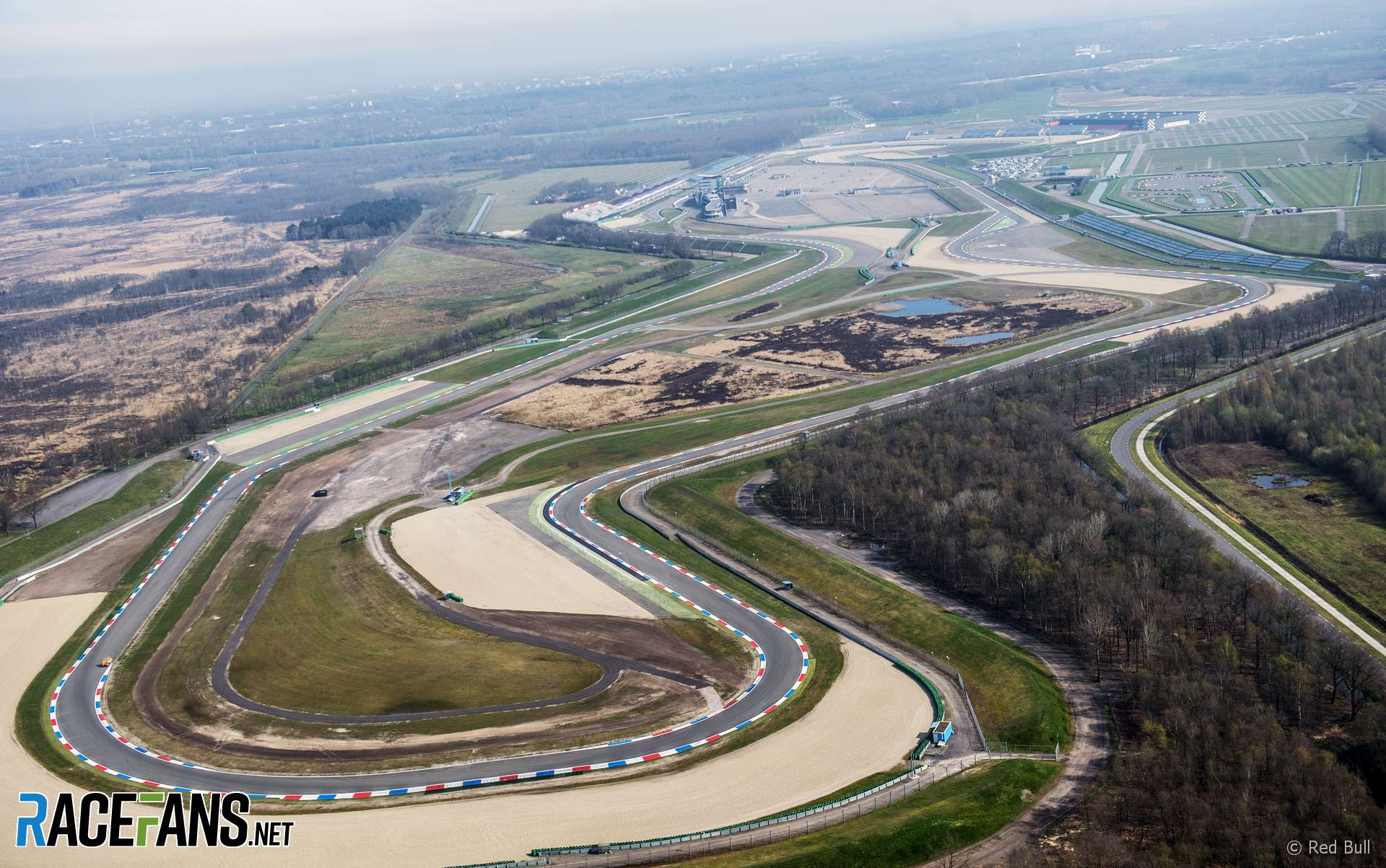 Circuito Zandvoort : F likely to suit assen better than zandvoort whiting racefans