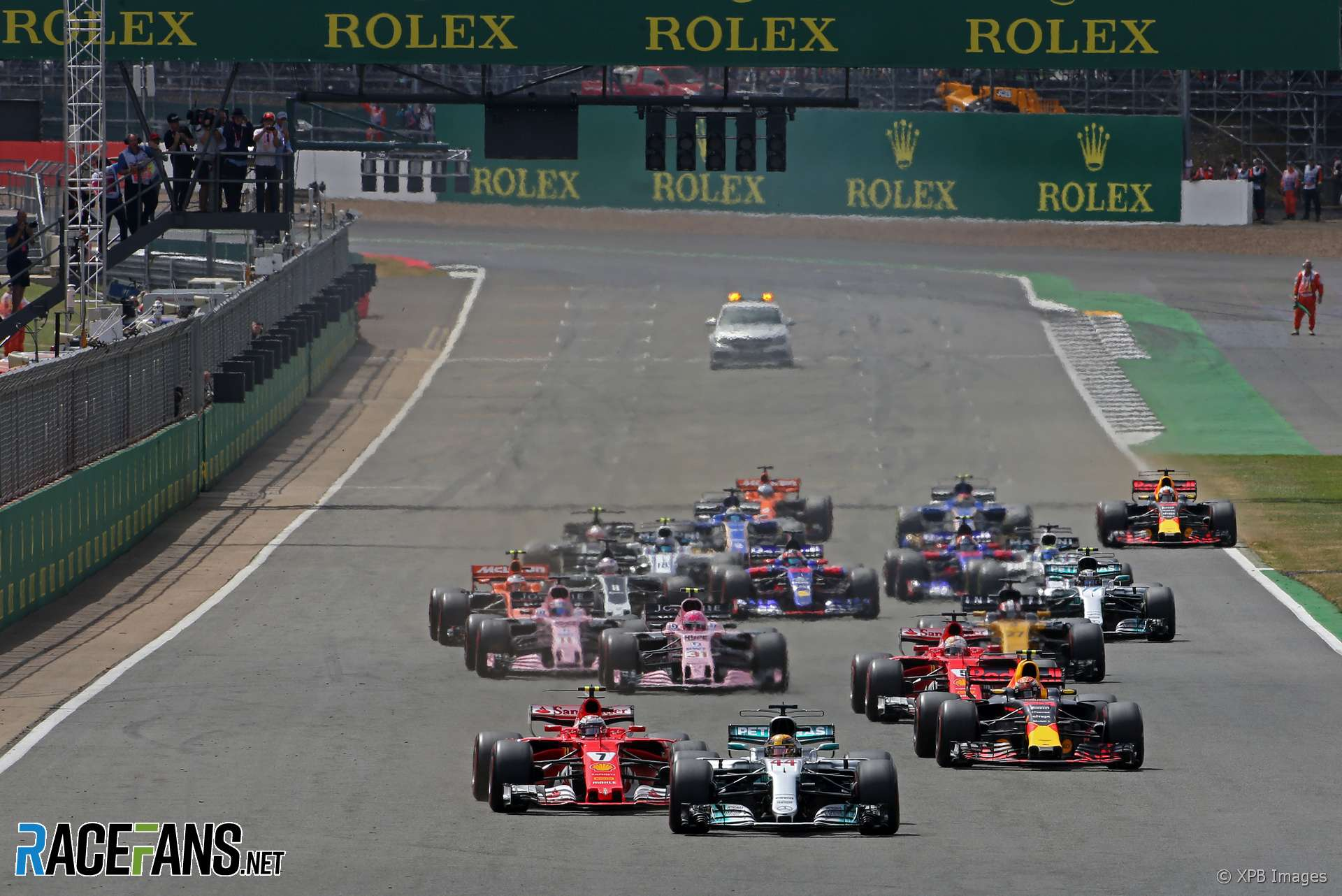 F1: Liberty \'know Silverstone is only British GP option\' - BRDC ...