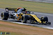 """Sainz """"feels sorry for the Moto GP guys"""" as Silverstone fails to remove bumps"""