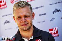 Kevin Magnussen, Haas, Silverstone, 2018