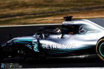 Mercedes finding power gains from current engine between races