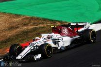 Silverstone was Sauber's best performance yet – Leclerc