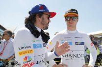 McLaren want Vandoorne to beat Alonso more often
