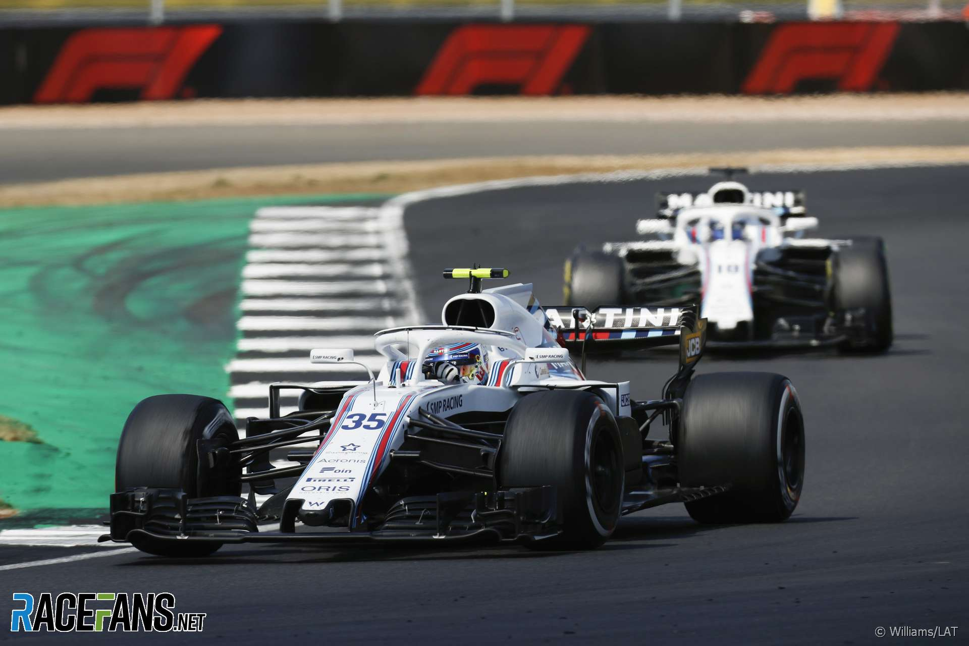 williams not giving up on 2018 f1 car concept racefans. Black Bedroom Furniture Sets. Home Design Ideas