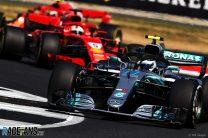 """Bottas: Vettel pass was """"just a matter of time"""""""