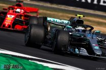 Tyres are dictating title fight between Mercedes and Ferrari – Wolff