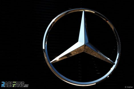 Mercedes, Hockenheimring, 2018