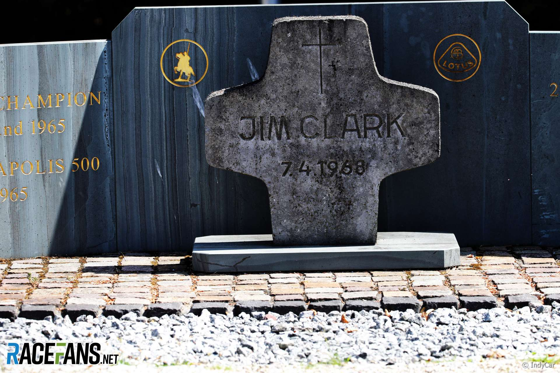 Jim Clark memorial, Hockenheimring, 2018