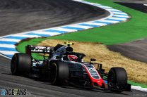 """""""Brilliant"""" Hockenheim kerbs are an example to other tracks – Magnussen"""