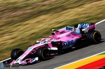 """Ocon credits small changes for qualifying """"edge"""" over Perez"""