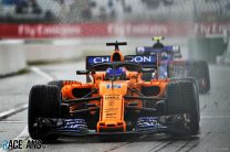 Alonso backs McLaren over tyre gamble he disagreed with