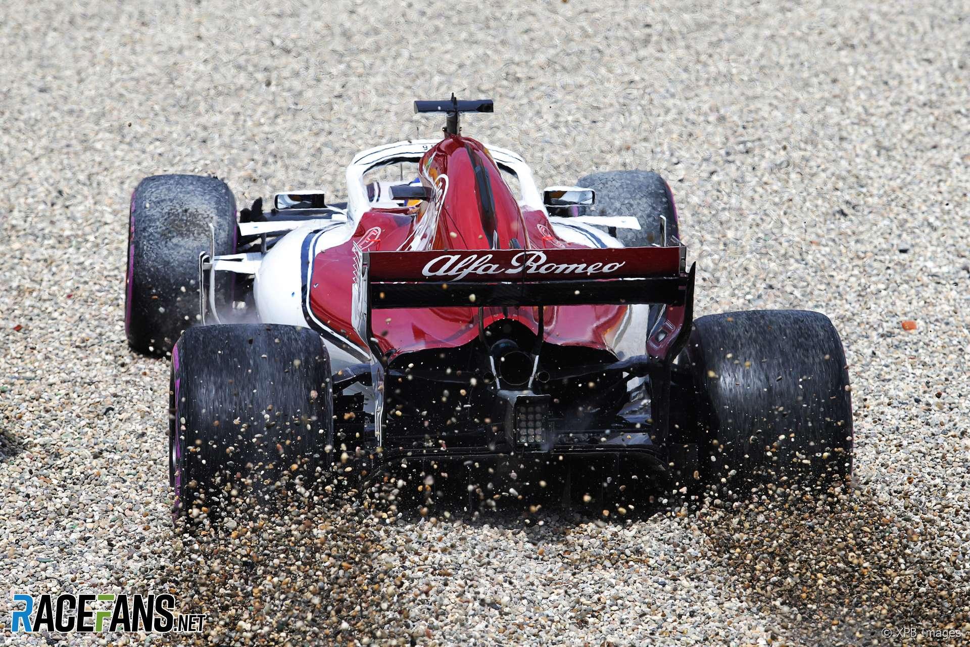 Marcus Ericsson, Sauber, Hockenheimring, 2018