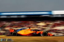 Alonso disagreed with McLaren over call for intermediates