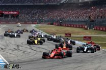 Formula 1 calendar expected to shrink to 20 races next year