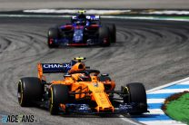 Vandoorne thought he would have to retire
