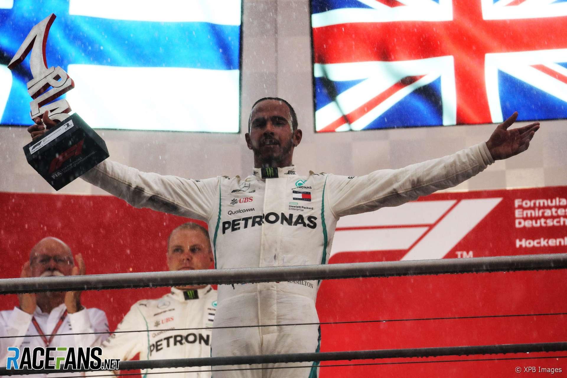 Lewis Hamilton, Mercedes, Hockenheimring, 2018